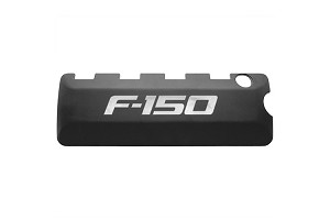 Ford Performance 5.0L Coyote Black Coil Covers 2011-2017 F-150  (early style logo)