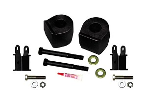 SuperLift 2.5'' Front Leveling Kit w/ Shock Extensions - F-250 / F-350 SUPER DUTY 4WD 2005-2017