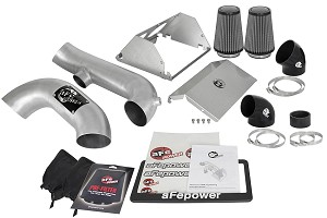 AFE Magnum FORCE Stage 2 Pro DRY S Cold Air Intake 2.7L/3.5L (Raptor/F150 2017-2018)