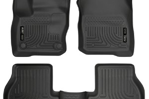 Husky Liners WeatherBeater Front & Rear Floor Liners Focus RS 2016-2018