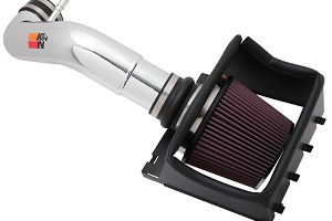 K&N F-150 5.0L High Flow Performance Intake Kit (2011-2014)