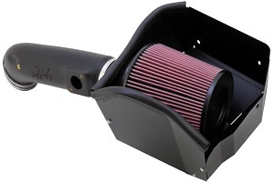 K&N F-250/F-350 SuperDuty 6.7L Diesel AirCharger Air Intake System (2011-2016)