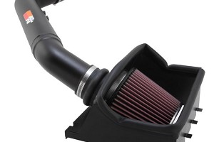 K&N SuperDuty 6.2L High Flow Performance Intake Kit (2011-2016)