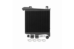Mishimoto Ford F-250/F-350/F-450/F-550 Super Duty 6.4L Powerstroke Intercooler Kit (Black) (2008-2010)