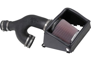 K&N F-150 3.5L EcoBoost Aircharger Cold Air Intake (2017-2019)
