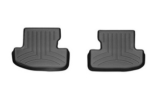 WeatherTech S550 Mustang 2nd Row DigitalFit Floor Mats (2015-2018 All)