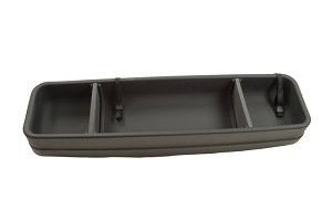 Husky Liners GearBox Under Seat Storage Box (09-14 SuperCrew Cab w/o Factory Subwoofer)