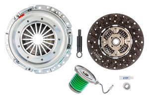 EXEDY Mach 500 Racing Stage 1 Organic Clutch Kit, 10 Spline Mustang (2005-2010 GT)