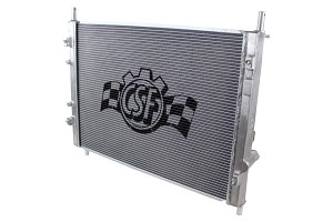 CSF Mustang GT High Performance Aluminum Radiator (2015-2020)