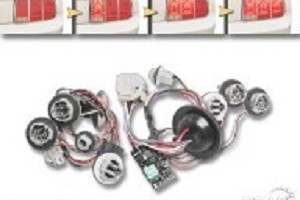 Scott Drake Mustang Sequential Tail Light Kit Programmable (05-09)