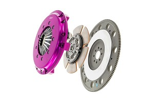 EXEDY Hyper Single Disc Clutch Kit w/ Flywheel - 10 Spline Mustang (1996-2010)