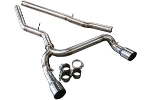 Agency Power Focus Signature Catback Exhaust System (RS)