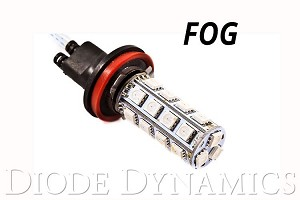 Diode Dynamics Mustang Multicolor Fog Light Pair (03-04 Cobra / 05-12 GT)