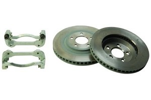 Ford Performance Mustang V6 Front Brake Upgrade Kit (2005-2010)