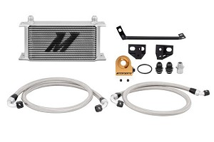 Mishimoto Mustang  EcoBoost Thermostatic Oil Cooler Kit (2015-2017)