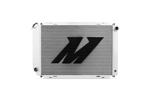 Mishimoto 5.0L Fox Body Ford Mustang 2-Row Performance Aluminum Radiator (79-93)
