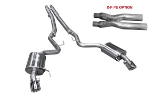 ARH S550 Mustang 5.0L Coyote Cat-back Exhaust System (2015-2019)