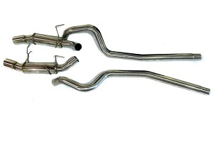 Agency Power Mustang Race Tuned Catback Exhaust (11-14 GT)