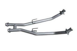 BBK SN95 Mustang 5.0L V8 Off-Road H-Pipe (1994-1995)