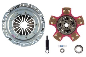 EXEDY Mach 600 Racing Stage 2 Cerametallic Clutch Kit, 26 Spline Mustang (1996-2004)