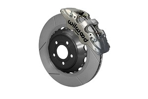 Wilwood AERO6 QS/ST S550 Mustang Race Front Big Brake Kit - 15