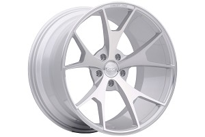 Concept One Wheels CSM5 Silver Machined 20x10-20x11 (15-17)
