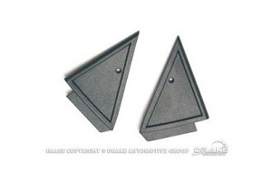 Mustang Power Mirror Mount Cover Pair (79-86)