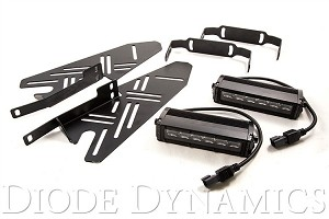 Diode Dynamics Raptor LED Foglight Kit (2017+)