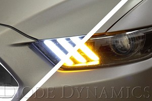 Diode Dynamics Ford Mustang Switchback DRL LED Boards (15-17 All)