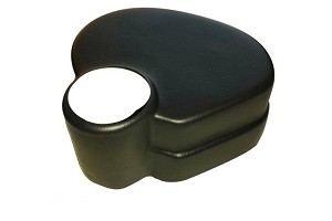 California Pony Cars Mustang Brake Master Cylinder Cover (15-17)