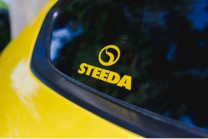 Steeda Quarter Window/Trunk Lid 6