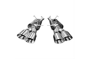Kooks Shelby GT500 Quad-Tip Axleback Exhaust (2013-2014)