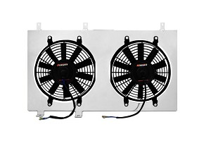 Mishimoto Mustang Radiator Fan Shroud Kit (79-93)