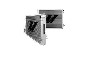 Mishimoto Mustang Performance Aluminum Radiator (2005-2014) Manual Trans Only
