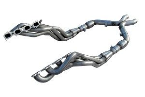 ARH Shelby Mustang GT500 Long System Long Tube Headers & Mid-Pipe (2007-2010)
