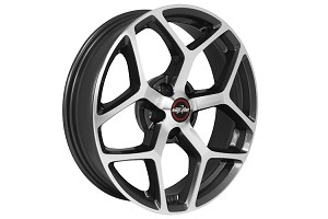 Race Star Wheels Mustang 95 Recluse 17x10.5