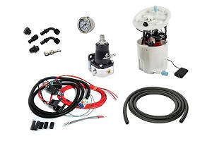 Sai Li Tuning and Racing S197 & S550 Mustang GT Dual Pump Return Fuel System (2011-2017)