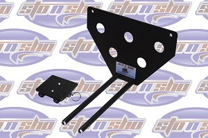 Sto N Sho Ford Mustang GT License Plate Bracket With Performance Pack 1  PP1 (2018-2020)