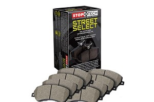 StopTech Street Select Fusion Rear Brake Pads (2013-2018)