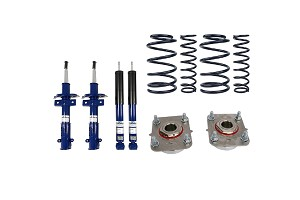 Steeda Pro-Action Sport Lowering Spring/Shock/Strut Mount Package (11-14)
