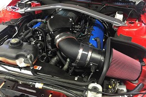 Whipple Mustang GT Supercharger System Stage 1 (11-14)