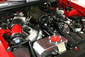 Whipple Mustang W175AX (2.9L) Supercharger Upgrade (03-04 SVT Cobra)