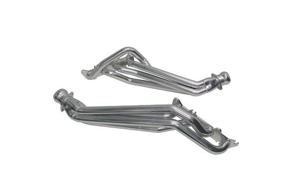 "BBK 5.0L Coyote Mustang GT 1-7/8"" Chrome Long Tube Headers (2011-2017)"